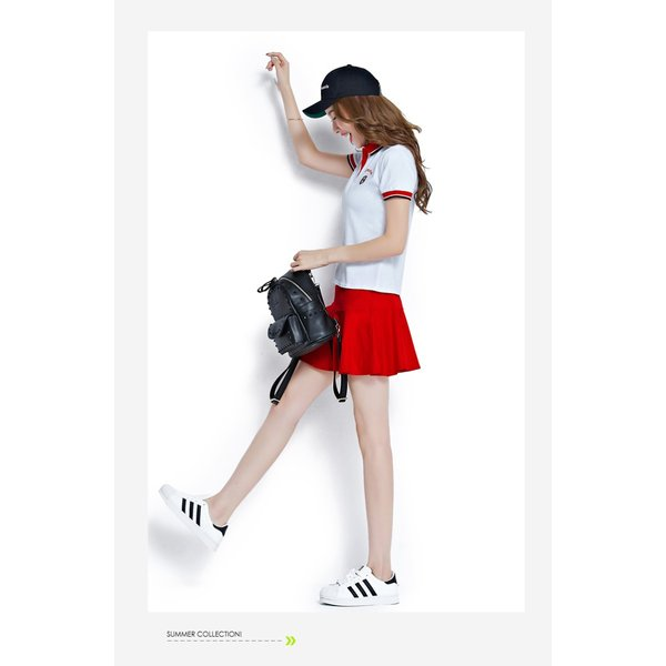 スポーツウェア レディース 上下セット ジャージ スカート セットアップ スウェットセット テニスウェア カジュアル ゴルフ lgw02|jwstore|06