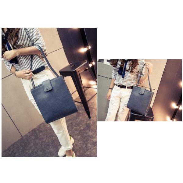 ショルダーバッグ 2way バッグ レディース ファッション 小物 薄い 男女兼用 syo5002