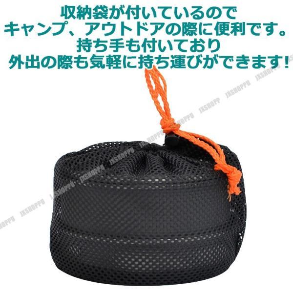 キャンピング 3点セット クッカー フライパン 鍋 やかん 収納袋付き アルミ合金 アウトドア ハイキング キャンプ 食器 調理器具 jxshoppu 04