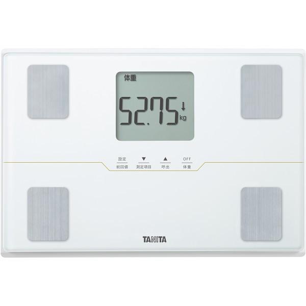 体重 設定 タニタ 計
