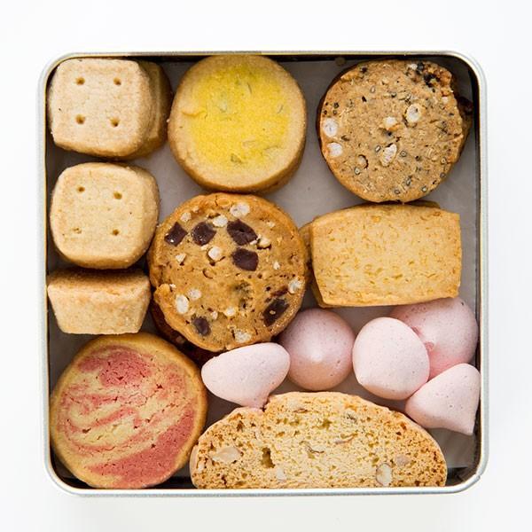 お菓子 詰め合わせ Forecipe ちいさな森のクッキーS 名入れ対応 〈99031-01〉 FRCP-15|jyoei|04