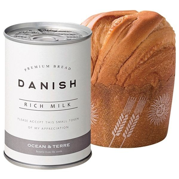 OCEAN&TERRE 缶入りデニッシュパン24缶 リッチミルク 〈A250〉 オーシャンテール 防災 非常食 内祝い 食品 ギフト お返し 香典返し