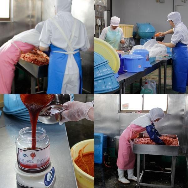 利久 醤油ケジャン カンジャンケジャン 1kg 日本 製造または加工 冷凍でお届け H8H jyoei 04