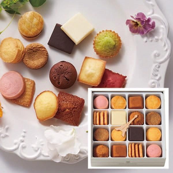 お菓子詰め合わせギフトアンリ・シャルパンティエプティ・タ・プティM〈390-18〉《HPP-20N》〈pq〉