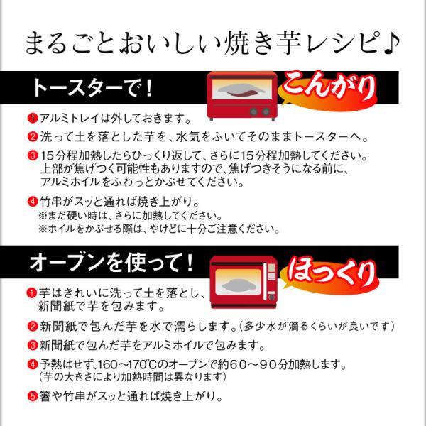 ポイント2倍 鹿児島県産 さつまいも 紅はるか(生芋)3kg M・Lサイズ混載|jyonetsubatake|07