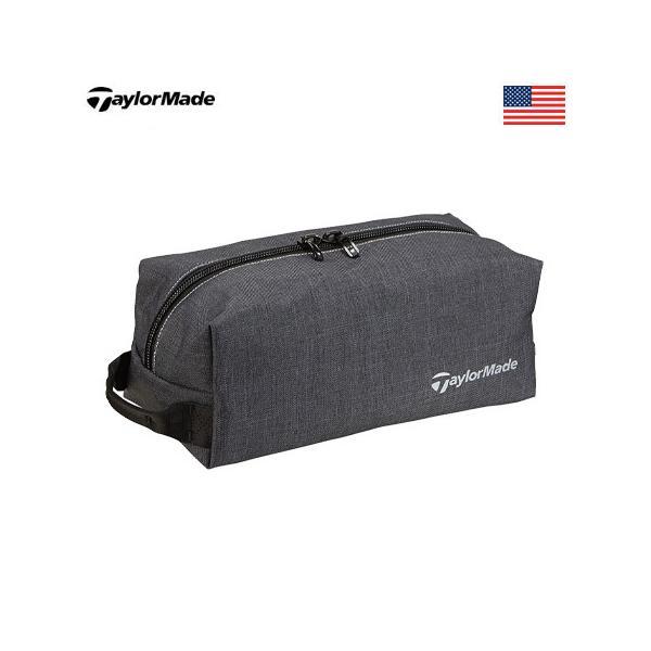 テーラーメイド PLAYERS SHOE BAG N6536201 USA直輸入品
