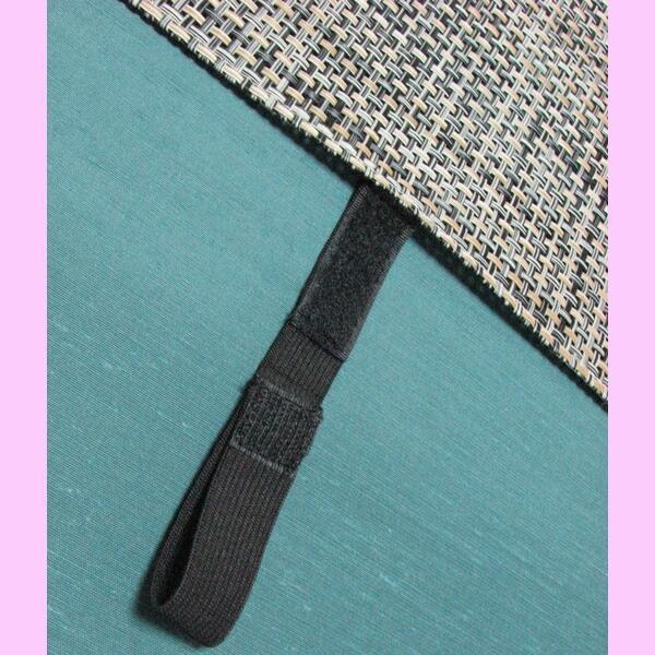 筆巻き 中  サイズ35×35cm 10ポッケト・|jyukodo|03