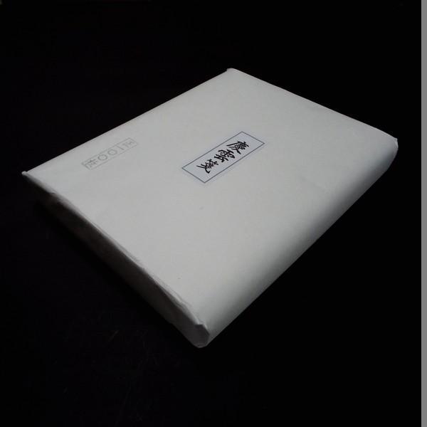 漢字条幅 慶雲箋 半切判 100枚|jyukodo