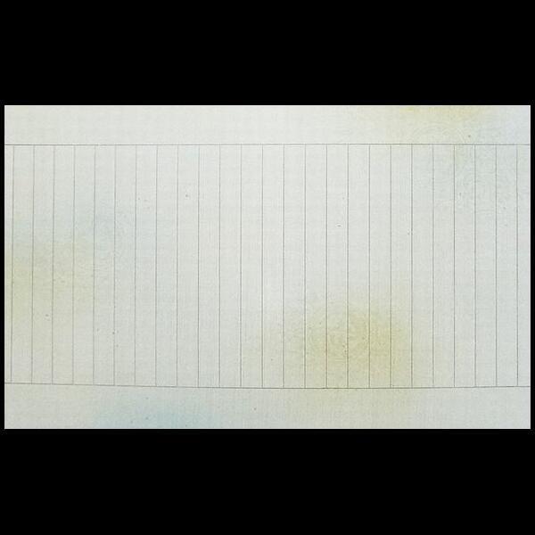 写経用紙 夕桐 色つき 柄入り 写経紙|jyukodo|03