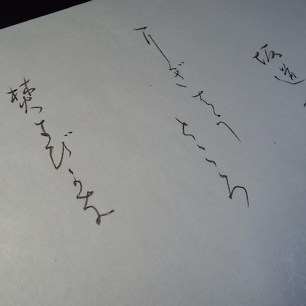 仮名 半紙 玉椿 1000枚 jyukodo 06