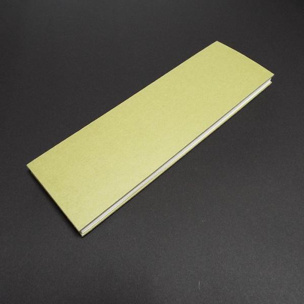 折手本 画仙 9寸5分×3寸 紙表装|jyukodo|03