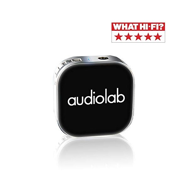 Audiolab『Bluetooth ヘッドホンアンプ ポータブルアンプ』