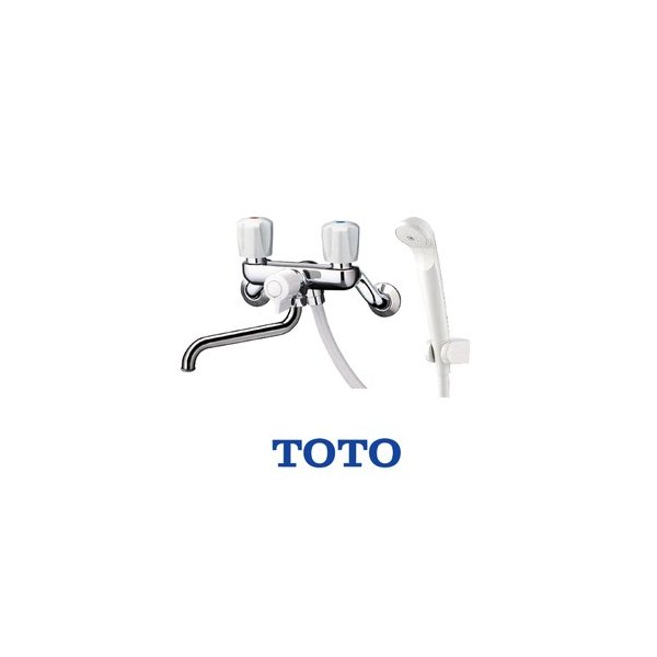 ◇  TOTOTMS25C2ハンドル浴室用シャワー水栓 P-21