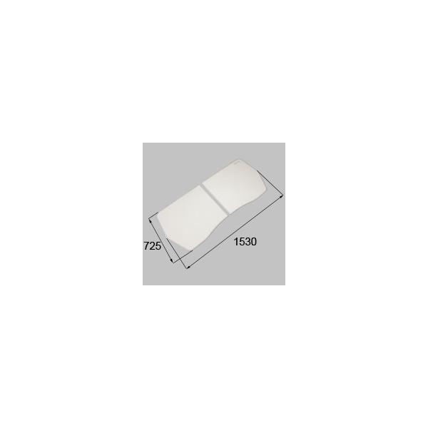 トステム lixil(リクシル) お風呂のふた  浴槽組みフタ(2枚組み)商品コード : RTPS012【jyapaken】