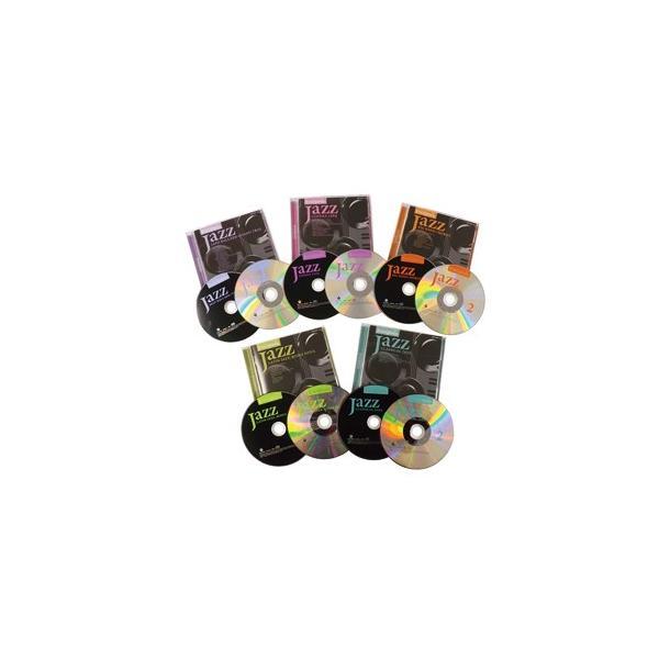 エバーグリーン・ジャズ CD 10枚組 k-1ba