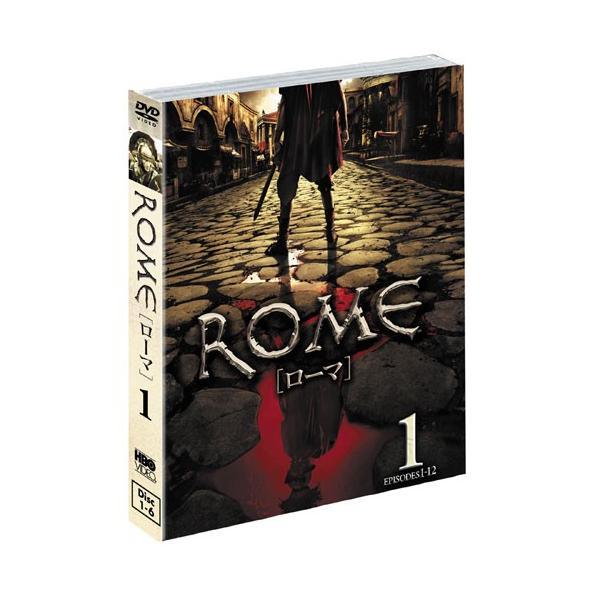 ROME ローマ DVD11枚 - 映像と音の友社|k-1ba