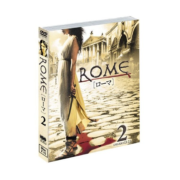 ROME ローマ DVD11枚 - 映像と音の友社|k-1ba|02