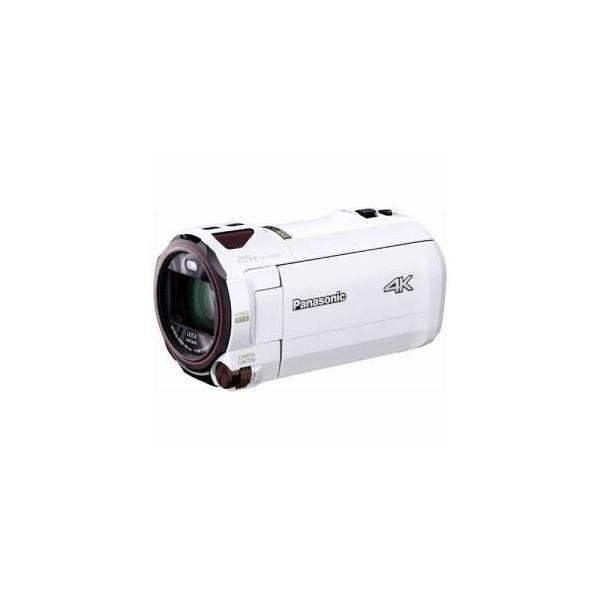 パナソニック HC-VX990M-W 64GBメモリー内蔵 デジタル4Kビデオカメラ ホワイト - 熟年時代社 ペガサス ショップ