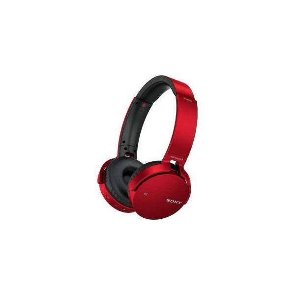 ソニー MDRXB650BTRZ Bluetooth対応ワイヤレスステレオヘッドセット(レッド) - 熟年時代社 ペガサス ショップ k-1ba