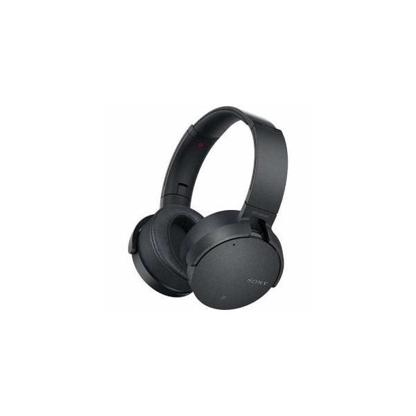 ソニー MDRXB950N1BM Bluetooth対応ノイズキャンセリング搭載 ワイヤレスステレオヘッドセット(ブラック) - 熟年時代社 ペガサス ショップ|k-1ba