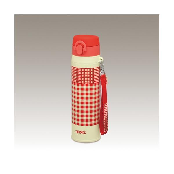 送料無料 サーモス 真空断熱ケータイマグボトル550ml レッドオレンジ JNT-550-R-OR ステンレスボトル
