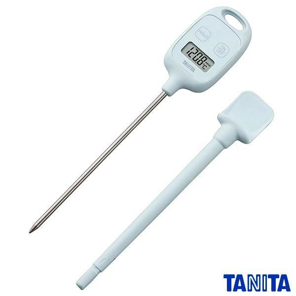 タニタ TT583BL デジタル温度計 ブルー