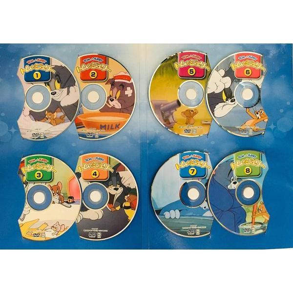 トムとジェリー DVDセット 8枚組|k-fullfull1694|03
