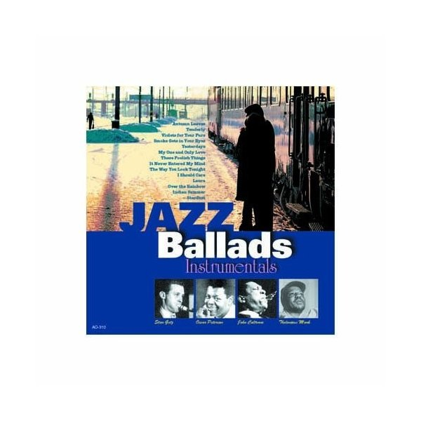 ジャズ・バラード 枯葉 CD