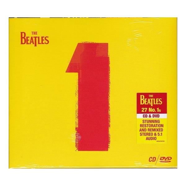 THE BEATLES ザ・ビートルズ1 究極のベスト CD+DVD