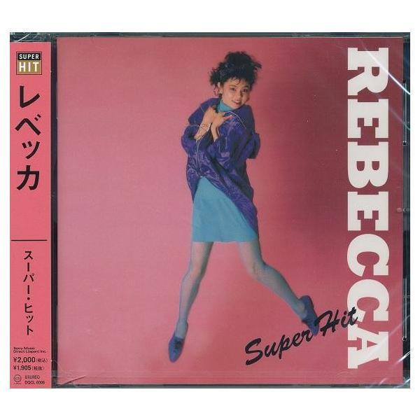 REBECCA レベッカ CD  スーパー・ヒット ベスト k-fullfull1694