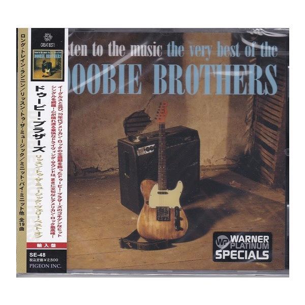 ザ・ドゥービー・ブラザーズ Listen to the Music ベスト 輸入盤 CD|k-fullfull1694