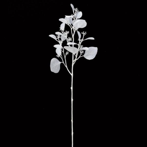 asca グリッターユーカリシードスプレー クリスマス Xmas 花材 造花 装飾