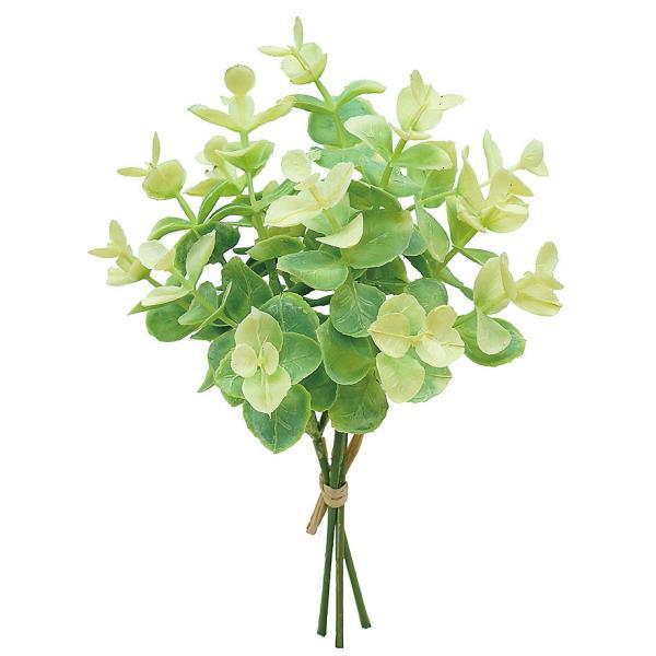 12個から注文可能!ユーカリバンドル X3 LT.GREEN 造花 花材 アートフラワー