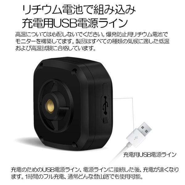 TPMS タイヤ 空気圧監視モニター ワイヤレス センサー (2個)オートバイ用 防水 k-havens 03