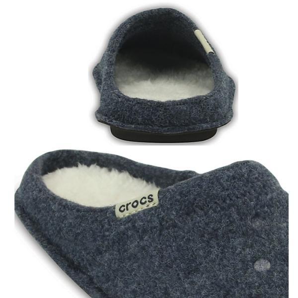 クロックス クラシック スリッパ crocs Classic Slipper 203600 k-lead 03