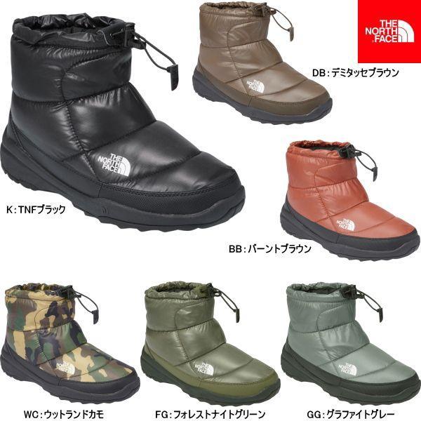 メンズ:ブーツ:防寒/スノーメンズ:ブーツメンズブランド一覧:ザ・ノースフェイス THE NORTH FACE|k-lead