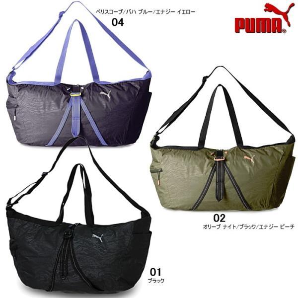 プーマ バッグ puma Fit AT Workout Bag レディース 074702 01/02/04