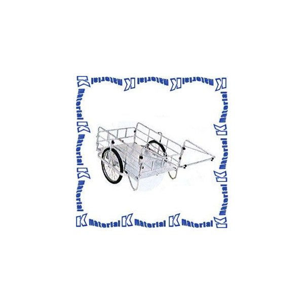 【代引不可】【送料1650円】長谷川工業 ハセガワ 折りたたみ式リヤカー コンパック 荷台120x80cm HC-1208N 30824 [HS0552]