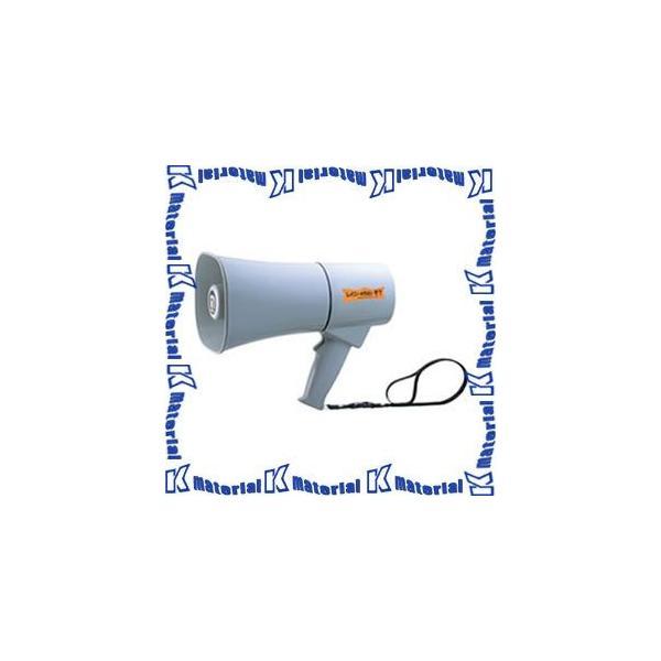 【P】【代引不可】ノボル電機耐衝撃性 防塵 防水(防噴流型) 6W トランジスターメガホン TS-631N [NOB072]