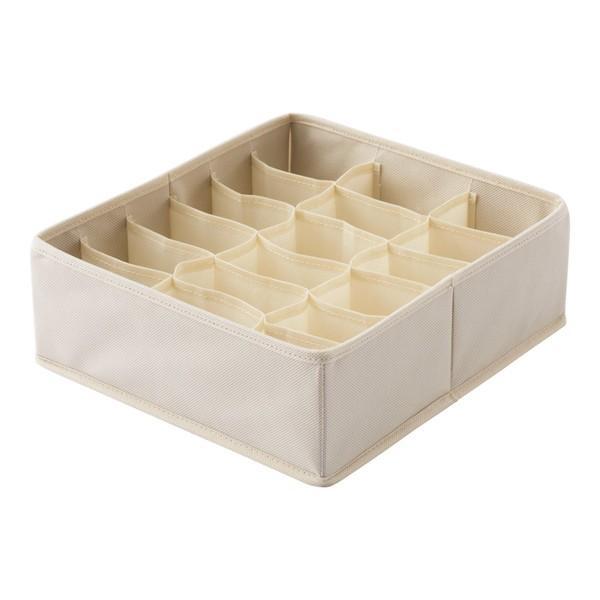天馬 PRX プロフィックス せいとんボックス LL 仕切り付 小物収納 引出し整理 収納ボックス 小物整理 4904746078667|k-mori