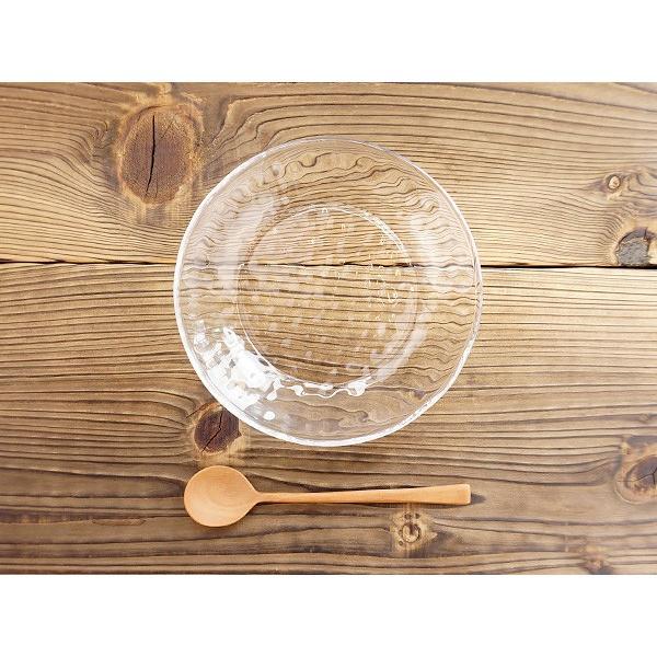 キラキラ ガラスの小皿 13.5cm アウトレット込 日本製 洋食器 ガラス食器 ガラス製 お皿 プレート 取り皿 副菜皿 醤油皿 デザート皿 カフェ風 北欧風 おしゃれ k-s-kitchen 09
