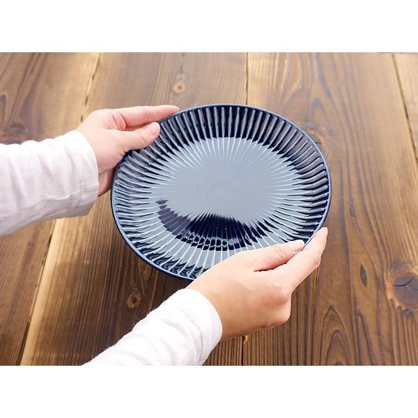 【LINE】選べる3色 中皿 20.4cm アウトレット込 日本製 美濃焼 陶器 洋食器 プレート パスタ皿 サラダ皿 主菜皿 ケーキ皿 デザート皿 北欧風 おしゃれ モダン|k-s-kitchen|12