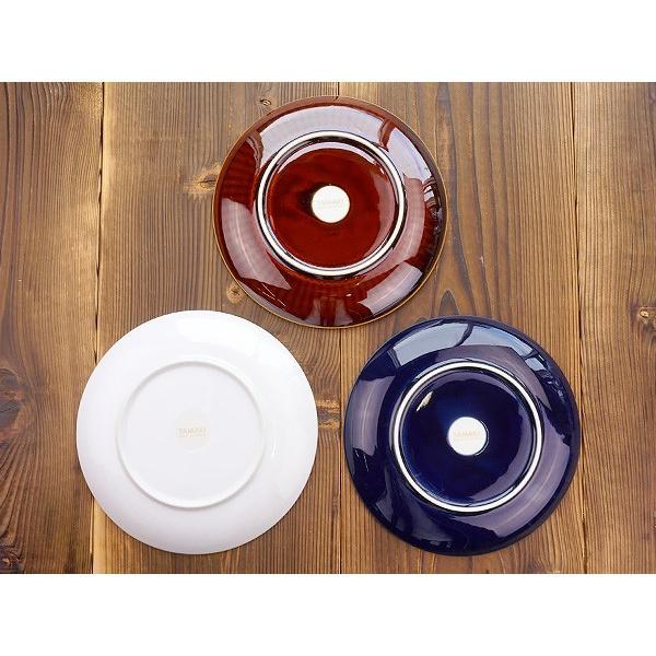 【LINE】選べる3色 中皿 20.4cm アウトレット込 日本製 美濃焼 陶器 洋食器 プレート パスタ皿 サラダ皿 主菜皿 ケーキ皿 デザート皿 北欧風 おしゃれ モダン|k-s-kitchen|10