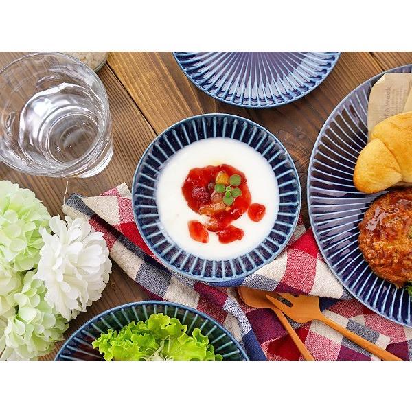 【LINE】選べる3色 小鉢 13.7cm アウトレット込 日本製 美濃焼 陶器 洋食器 お皿 ボール デザートボウル 取り鉢 中鉢 とんすい カフェ風 北欧風 おしゃれ モダン k-s-kitchen 05