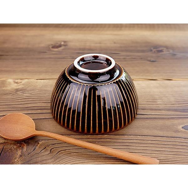 【華蝶扇】選べる2色 ご飯茶碗 11.6cm 300cc 日本製 美濃焼 陶器 和食器 しのぎ 菊花 夫婦茶碗 御飯茶碗 お茶碗 茶わん 飯碗 汁椀 北欧 カフェ おしゃれ モダン|k-s-kitchen|13