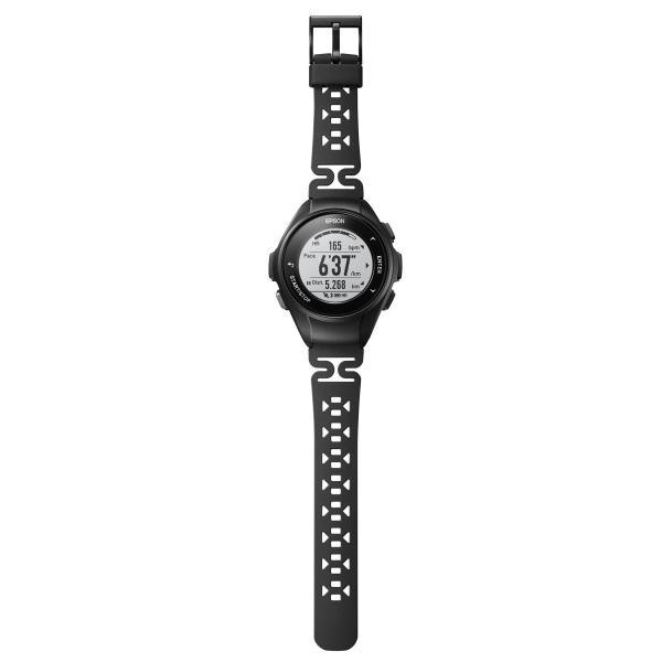[エプソン リスタブルジーピーエス]EPSON WristableGPS 腕時計 GPSランニングウォッチ 脈拍計測 J-50B|k-s-t|02