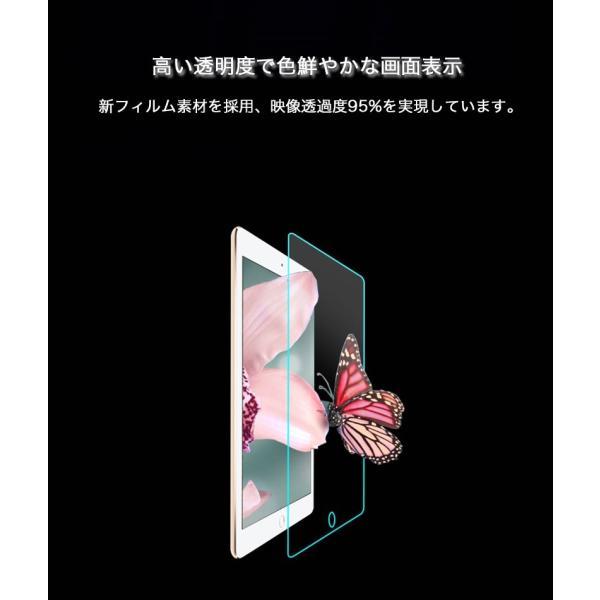 iPad mini5 フィルム iPad 10.2 2019 iPad 9.7 2018新型 2020 iPad Pro 11 10.5 9.7インチ iPad Air 3 2 mini4 mini3 mini2 ガラスフィルム ブルーライトカット k-seiwa-shop 03