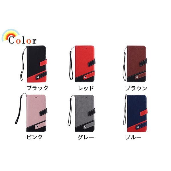 ギャラクシーS10 ケース ギャラクシーS9 ケース Galaxy S8 ケース 手帳型 おしゃれ Galaxy S8+ S9 S10+ カバー ストラップ付き カード収納 財布型 スタンド機能|k-seiwa-shop|03