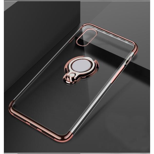 ガラスフィルム同梱 iPhoneXS Max XR X ケース リング付き iPhone8Plus 8 7Plus 7 ケース スタンド iPhone6s Plus 6 Plus 6s 6 カバー おしゃれ 耐衝撃 薄型|k-seiwa-shop|14