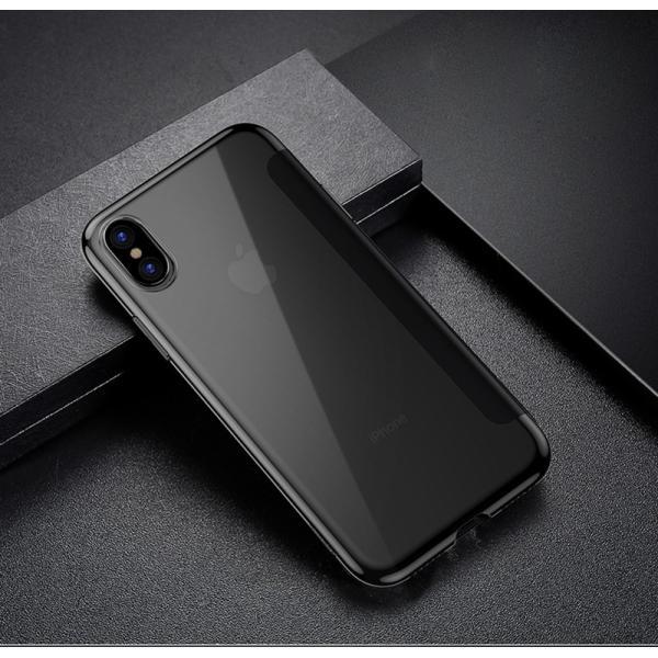 iPhoneXS Max ケース 手帳型 iPhoneX ケース 耐衝撃 iPhoneXS カバー ブランド 覗き見防止 iPhoneXR ケース フタを閉じたまま操作可能 TPU 薄型 軽量|k-seiwa-shop|13